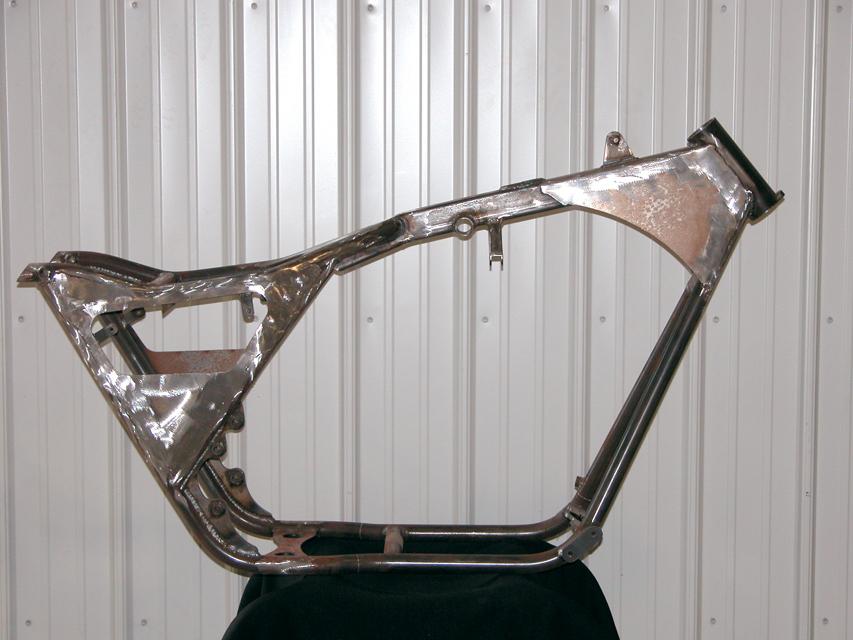Custom FXR Frame – DRM
